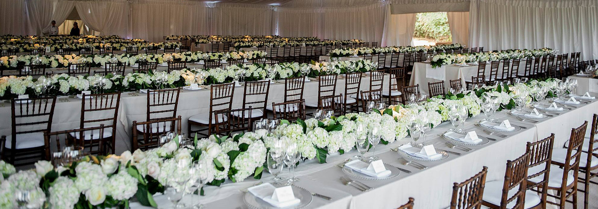 Plan and execute your dream event with the help of the professionals at Chattanooga Tent and Event Solutions.