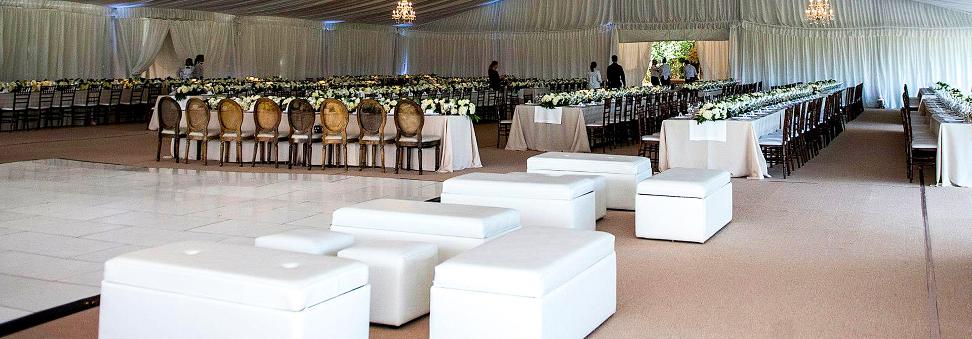 From custom event tents to standard rentals, Chattanooga Tent can give you what you envision for your special event.