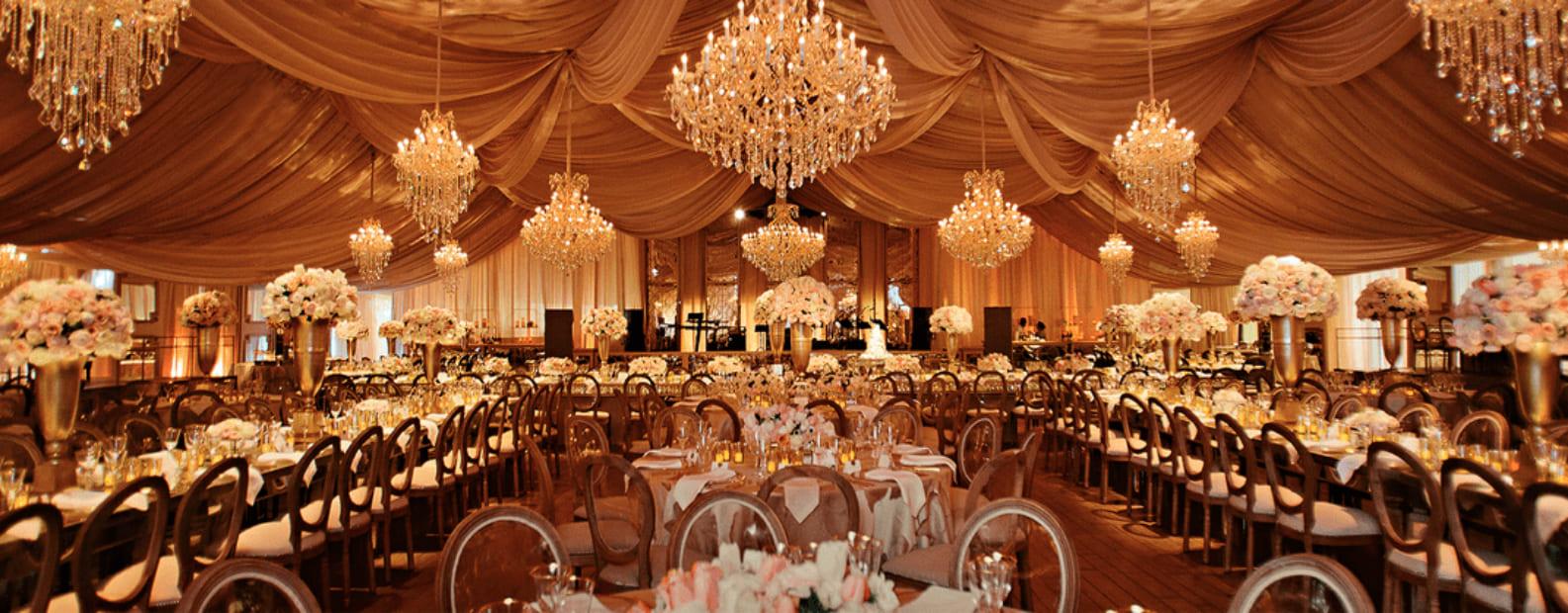 Gold And Cream Wedding Gold Chiavari Chairs Black And White