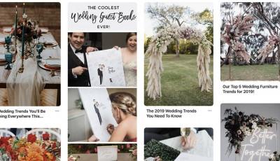 Top Wedding Trends for 2019