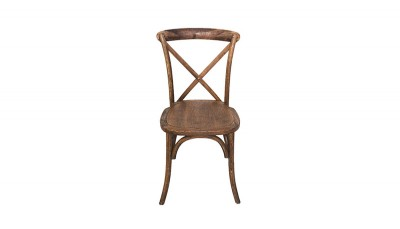 Pilgrim X Back Chair