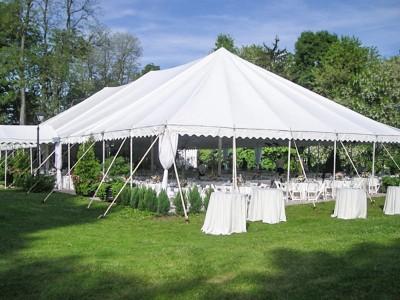 Pole Tent Rental