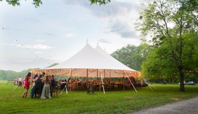 Wedding Tent Rentals, Event Timelines, and the Tiniest Details