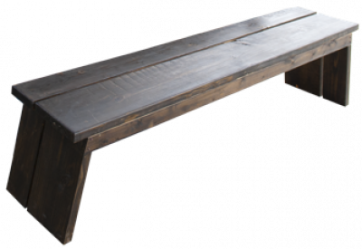 6' Wooden Bench